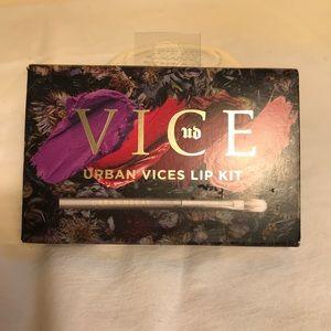 Urban Decay - Urban Vices Lip Kit